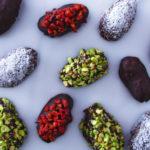Galletas Cookies veganas de garbanzos con chispas de chocolate