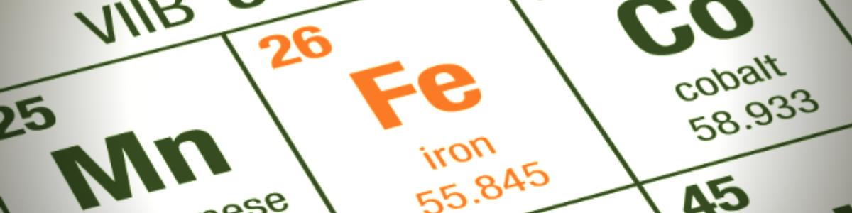 fuentes de hierro