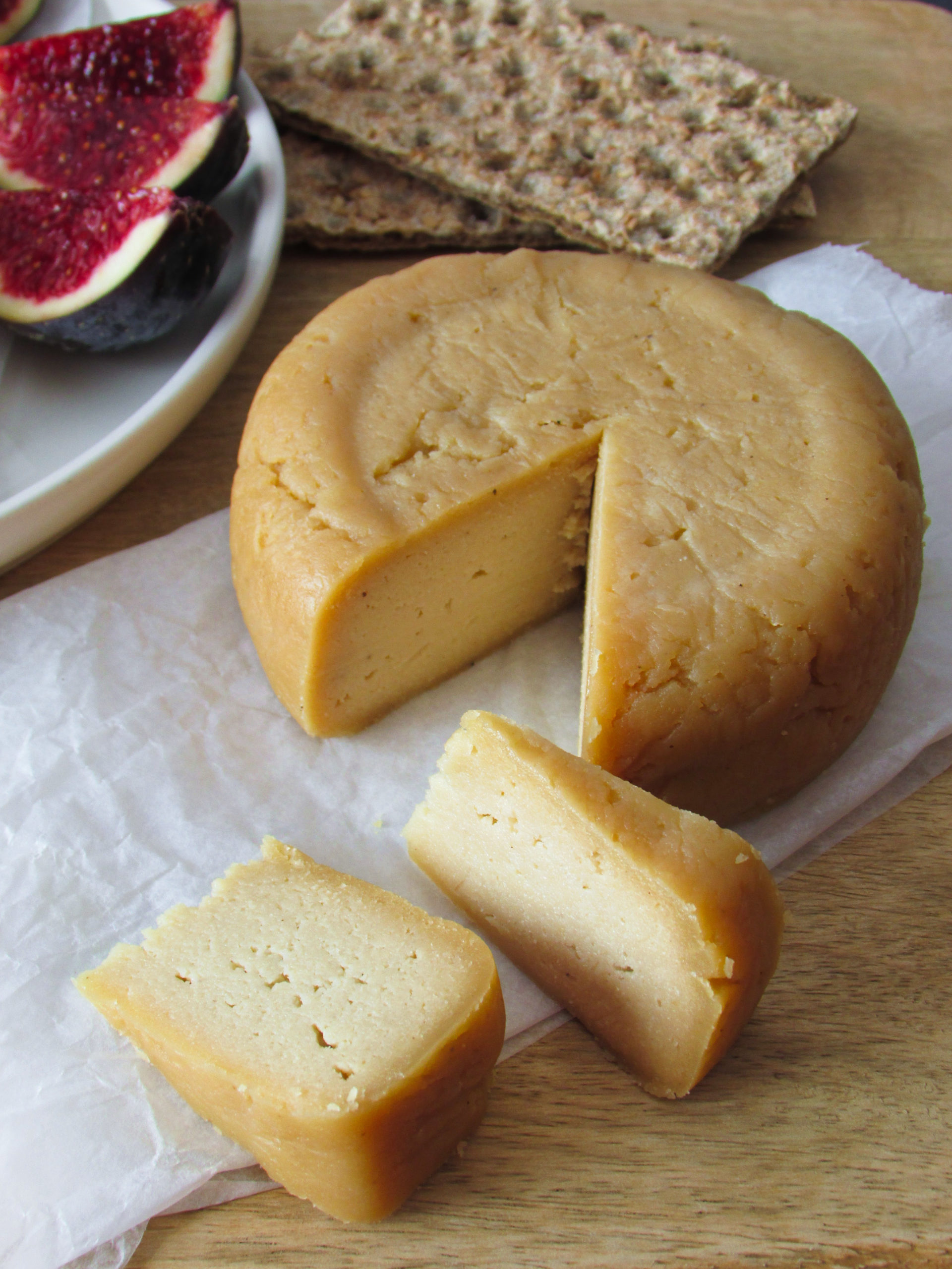 queso vegano de anacardos