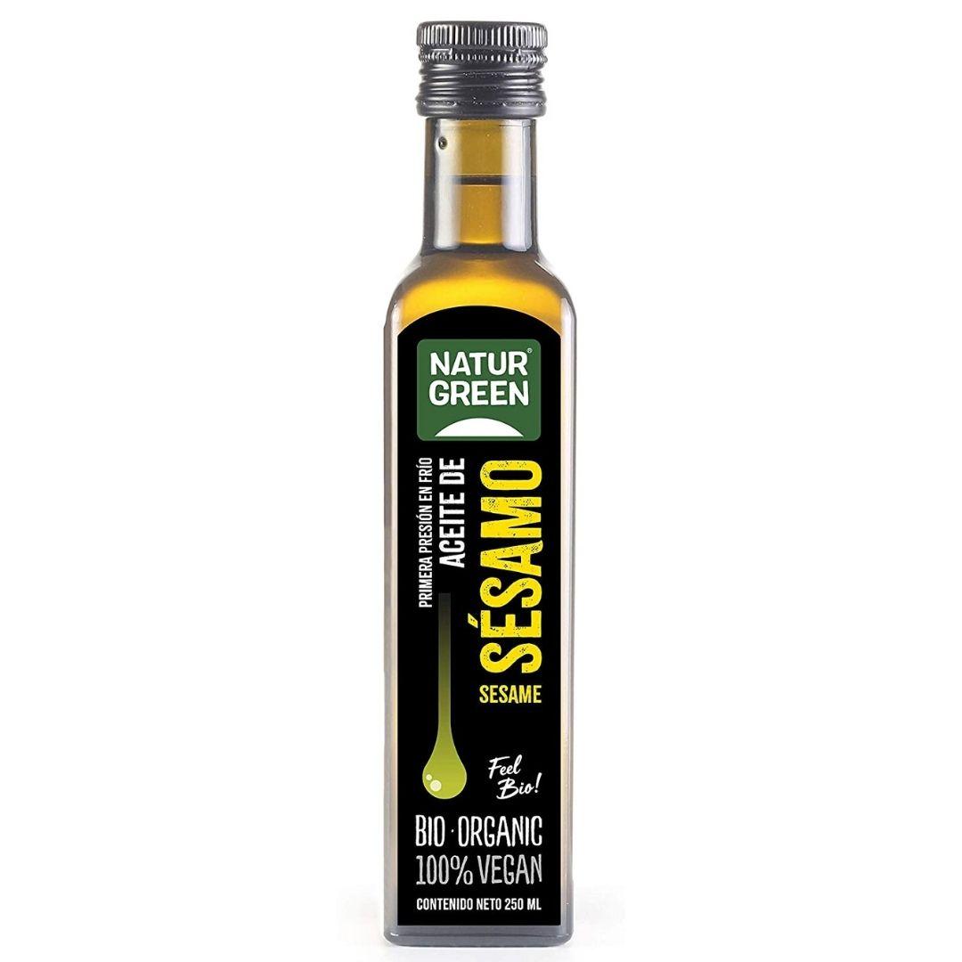 aceite de sesamo virgen