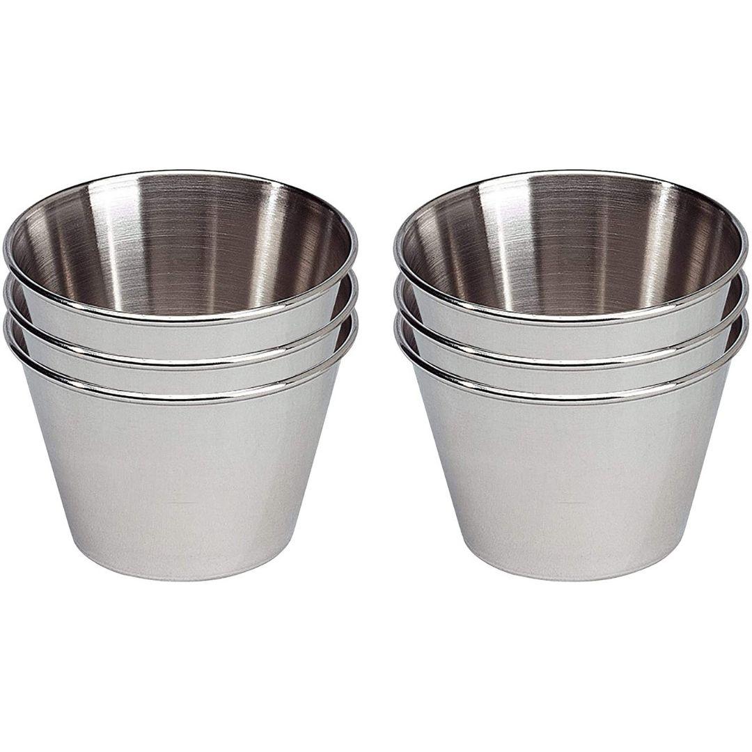 vasos para flan