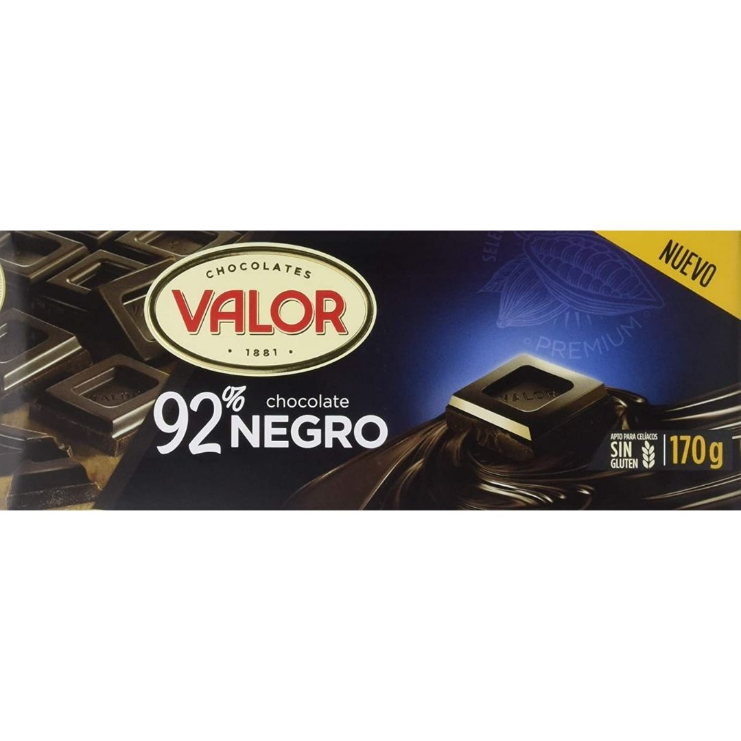comprar chocolate negro