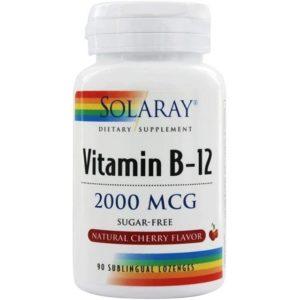 vitamina b12 semanal